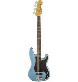 Squier - Vintage Modified Precision PJ Bass, Lake Placid Blue