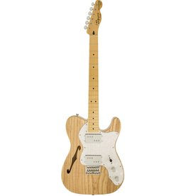 Squier - Vintage Modified '72 Telecaster Thinline, Natural