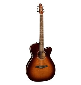 Seagull - Performer CW Burnt Umber QIT, w/Gigbag (Factory Second)