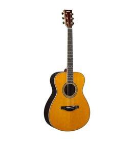 Yamaha - TransAcoustic Folk Acoustic w/Case, Vintage Tint