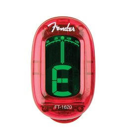 Fender - CA Series Tuner, Red