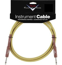 Fender - Custom Shop 18.6' Instrument Cable, Tweed