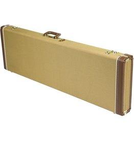 Fender - Hardshell Case, Rectangular Bass Tweed