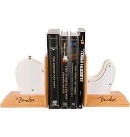 Fender - Tele Body Bookend, White/Black