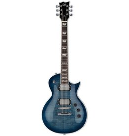 ESP - LTD EC-256 Electric, Cobalt Blue w/Flamed Maple Top