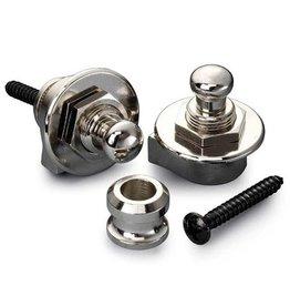 Schaller - Strap Locks, Nickel