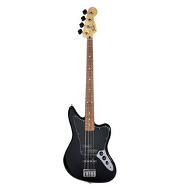Fender - Standard Jaguar Bass PF, Black