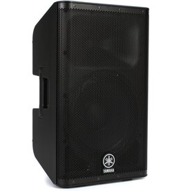 "Yamaha - DXR12 1100W 12"" Powered Speaker"