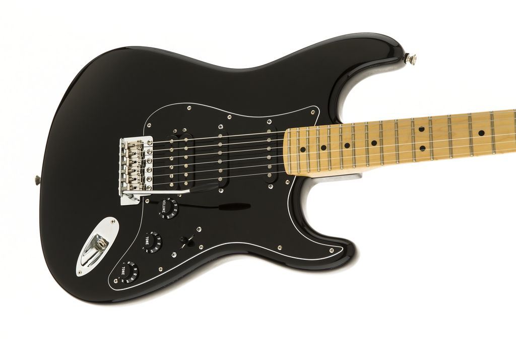 Fender - American Special Stratocaster HSS, Black