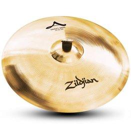 "Zildjian - 21"" A Sweet Ride, Traditional Finish"