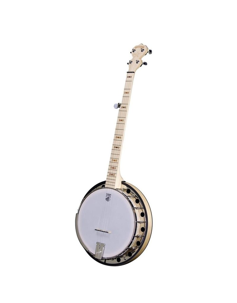 Deering - Goodtime Two 5-String Banjo w/Resonator, Blonde