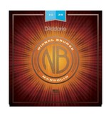 D'Addario - Nickel Bronze Mandolin Strings, 10-38 Light