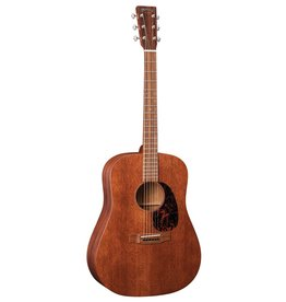 Martin - D-15M 15 Series Dreadnought, All Mahogany