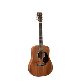 Martin - DJR2E Dreadnought Junior 2 All Sapele Acoustic Electric w/GigBag