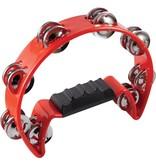 MP - Handheld Tambourine, Red