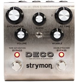 Strymon - Deco Tape Saturation & Doubletracker Pedal