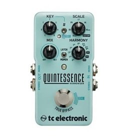 TC Electronic - Quintessence Harmonizer Pedal
