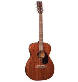 Martin - 00-15M 15 Series Auditorium, All Mahogany w/Case