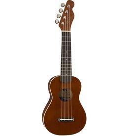 Fender - Venice Soprano Ukulele, Natural