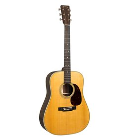 Martin - D-28 (2017) Standard Series Dreadnought, Spruce/Rosewood, w/Case