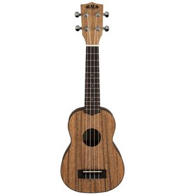 Kala - Pacific Walnut Series Ukulele, Soprano