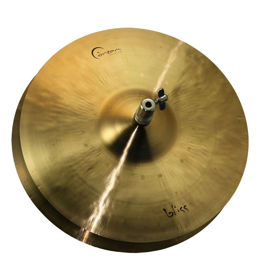 "Dream - Bliss Series 12"" Hi-Hats"