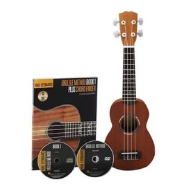 Hal Leonard - Hal Leonard Ukulele Starter Pack