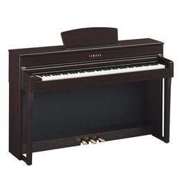 Yamaha - Clavinova CLP-635 Digital Piano, Rosewood