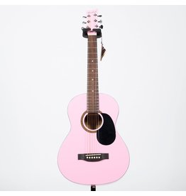 Beaver Creek - 3/4 Size Acoustic, Pink