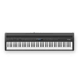 Roland - FP60 Digital Stage Piano w/Speakers, Black