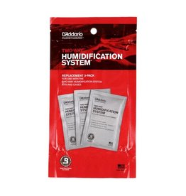 Planet Waves - Acoustic Guitar Humidipak 3 Refill Packette
