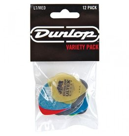 Jim Dunlop - Variety Pick Pack, Light/Medium