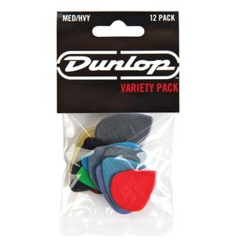 Jim Dunlop - Variety Pick Pack, Medium/Heavy