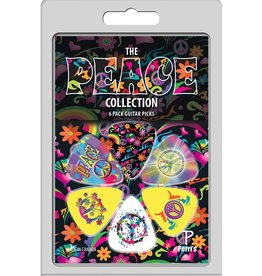Perri's - Pick Pack, The Peace Collection, 6 Pack