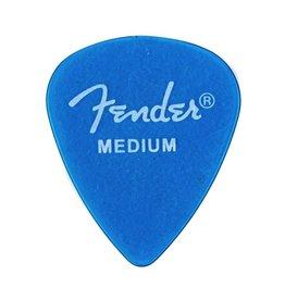 Fender - California Clear, Blue, Medium, 12 Pack