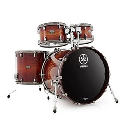 Yamaha - Live Custom Shell Pack, Amber Shadow Sunburst