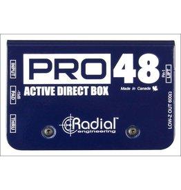 Radial - Pro48 Active DI Box