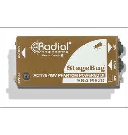 Radial - StageBug SB-4 Piezo DI Box
