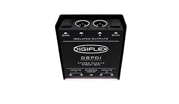Digiflex - DSPDI Stereo DI Box