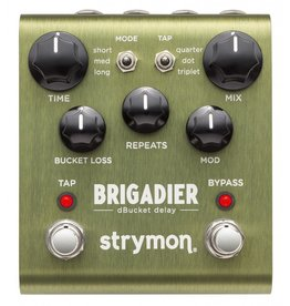 Strymon - Brigadier dBucket Delay Pedal