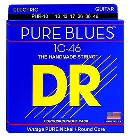 DR Strings - Pure Blues Electric, 10-46 Light