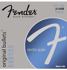 Fender - Original Bullets, 10-46 Regular Light