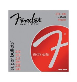 Fender - Super Bullets, 10-46 Regular Light