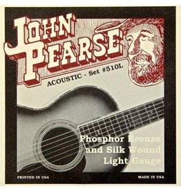 John Pearse - Phospor Bronze and Silk Wound, 11-49 Light