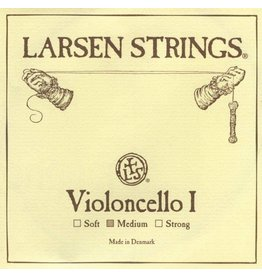 Larsen - Single Cello A, Medium, 3/4