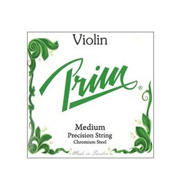 Prim - Medium Tone Violin Strings, 4/4