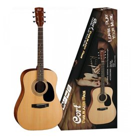 Cort - CAP-810 Trailblazer Acoustic Pack, w/Gigbag & Tuner