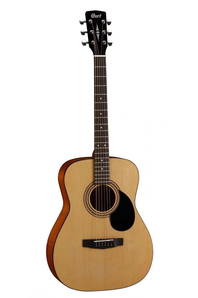 Cort - AF510-OP Concert Folk Acoustic, Natural Satin