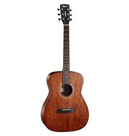 Cort - AF510M-OP Concert Folk Acoustic, All Mahogany, w/bag