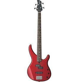 Yamaha - TRBX174 4 String Bass, Red Metallic